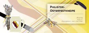 Philister-Osterfestkneipe @ Bude